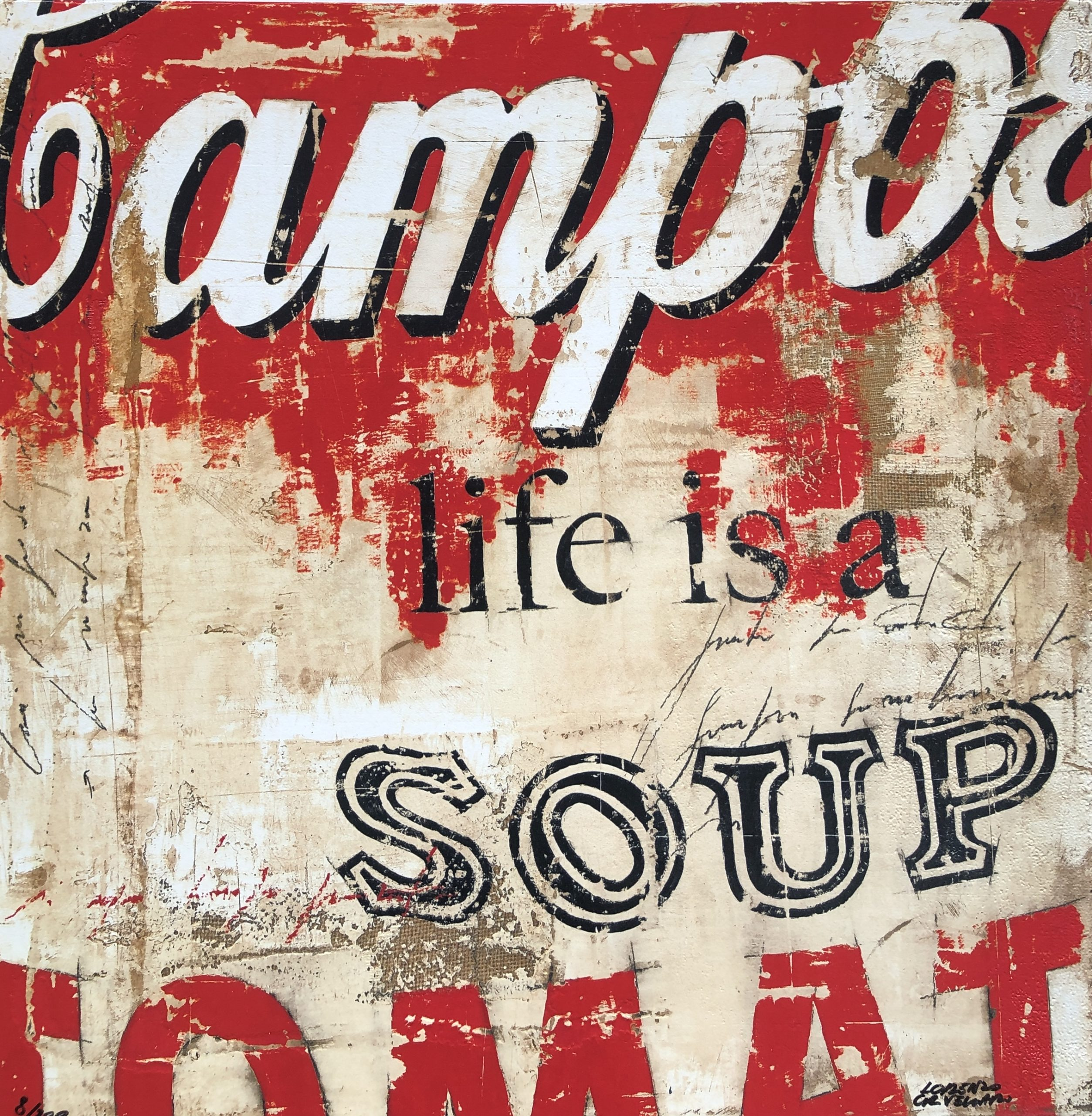 cambell soup 1